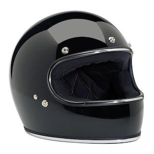 Biltwell Gringo Helmet Black / MD [Blemished - Very Good]