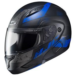 HJC CL-Max 2 Friction Helmet Matte Black/Blue / SM [Blemished - Very Good]