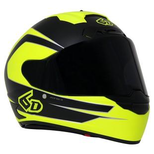 6D ATS-1 Hi-Viz Helmet