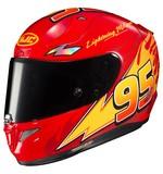 HJC RPHA 11 Pro Lightning McQueen Helmet