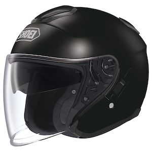 Shoei J-Cruise Helmet Black / XS [Demo - Good]
