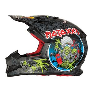 Moto XXX World Tour Helmet