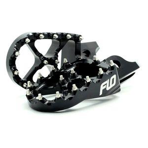 Flo Motorsports Pro Series Foot Pegs Yamaha 85cc-450cc 1999-2021