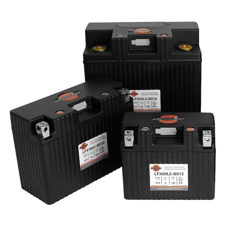Shorai Lithium Battery