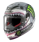 Shark Race-R Pro Lorenzo White Shark Limited Edition Helmet