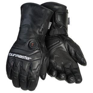 Tour Master Synergy 7.4V Heated Women's Leather Gloves