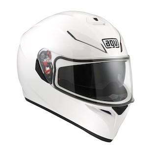 AGV K3 SV Helmet White / MS [Open Box]