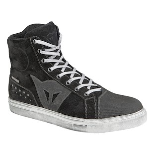 Dainese Street Biker D-WP Women's Shoes Black/Anthracite / 40 [Open Box]