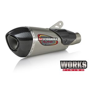 Yoshimura Alpha T Works Race Exhaust System