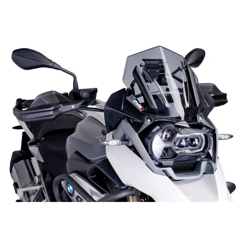 puig racing windscreen bmw r1200gs adventure 2013 2018 revzilla. Black Bedroom Furniture Sets. Home Design Ideas