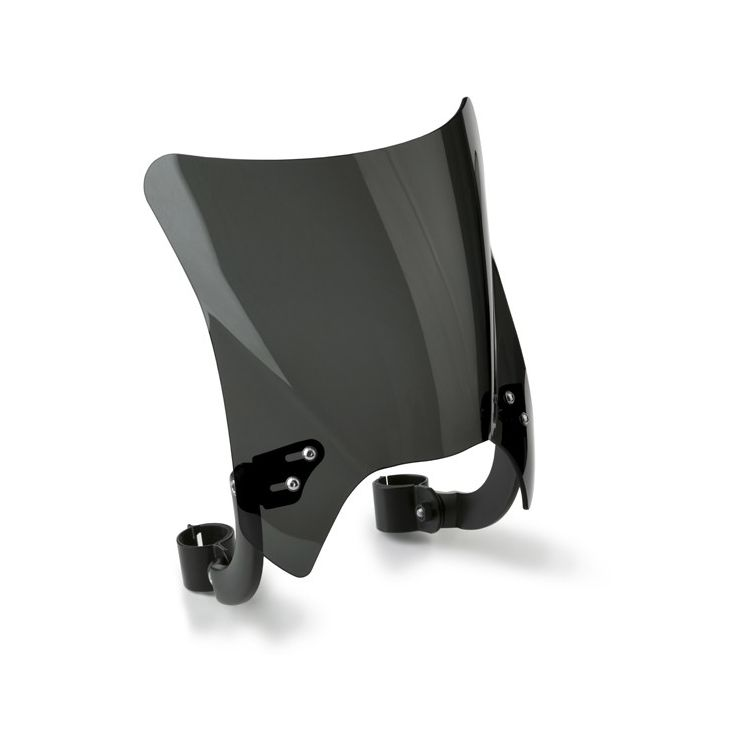 Black - Curved Mounts