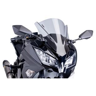 Puig Racing Windscreen Kawasaki Ninja 300 2013-2017