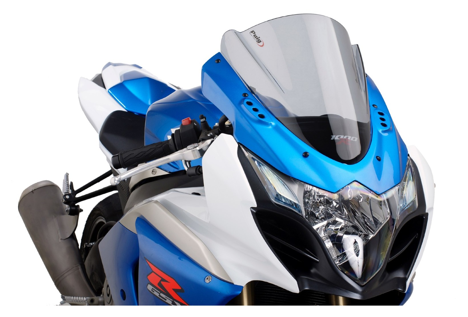 puig racing windscreen suzuki gsxr 1000 2009 2016 5 4 80 off