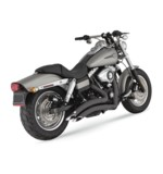 Vance & Hines Big Radius Exhaust For Harley Dyna 2006-2011