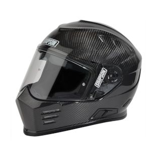 Simpson Ghost Bandit Carbon Helmet Carbon / XL [Open Box]