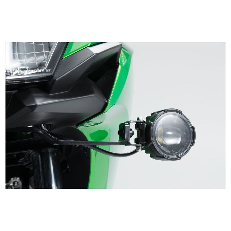 SW-MOTECH Auxiliary Light Mount Kawasaki Versys 300 2017-2019