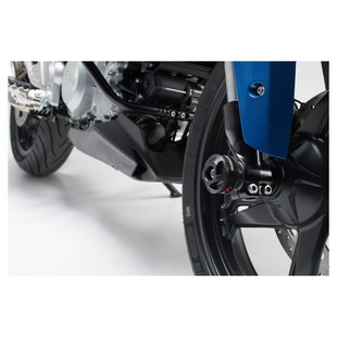 SW-MOTECH Front Axle Sliders BMW G310R 2016-2017