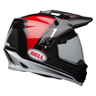 Bell MX-9 Adventure MIPS Berm Motorcycle Helmet