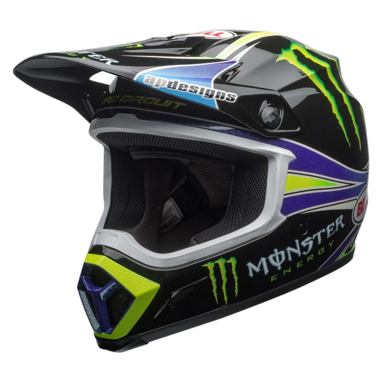 bell mx 9 mips pro circuit replica 2018 helmet revzilla. Black Bedroom Furniture Sets. Home Design Ideas