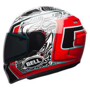 Bell Qualifier Tagger Splice Motorcycle Helmet