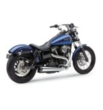 Cobra El Diablo 2-Into-1 Exhaust For Harley Dyna 2006-2011