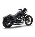 Cobra El Diablo 2-Into-1 Exhaust For Harley