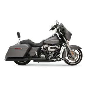Khrome Werks Dual Exhaust For Harley Touring