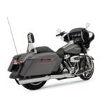 Khrome Werks 2-Into-1 Slant Muffler Kit For Harley Touring 2017-2018