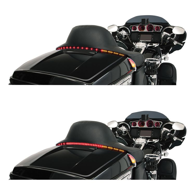 Ciro Tour Blade Lights For Harley Touring 2014-2019