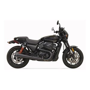 Bassani Performance Slip-On Muffler For Harley Street