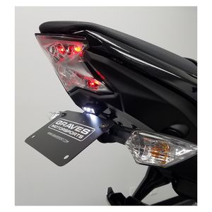 Graves Fender Eliminator Kit Kawasaki Z650 2017-2018