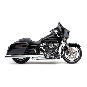 Cobra 909 Slash Down Slip-On Mufflers For Harley Touring 2017-2019