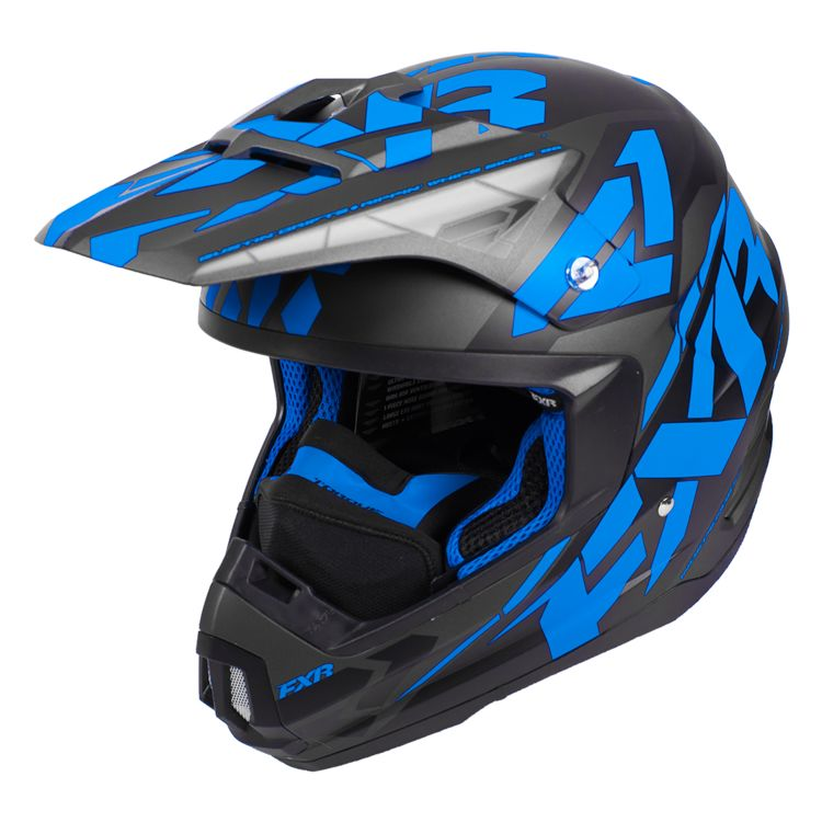 Black/Blue/Charcoal