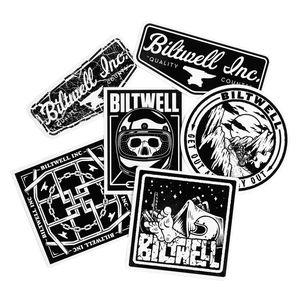 Biltwell VNM Sticker Pack