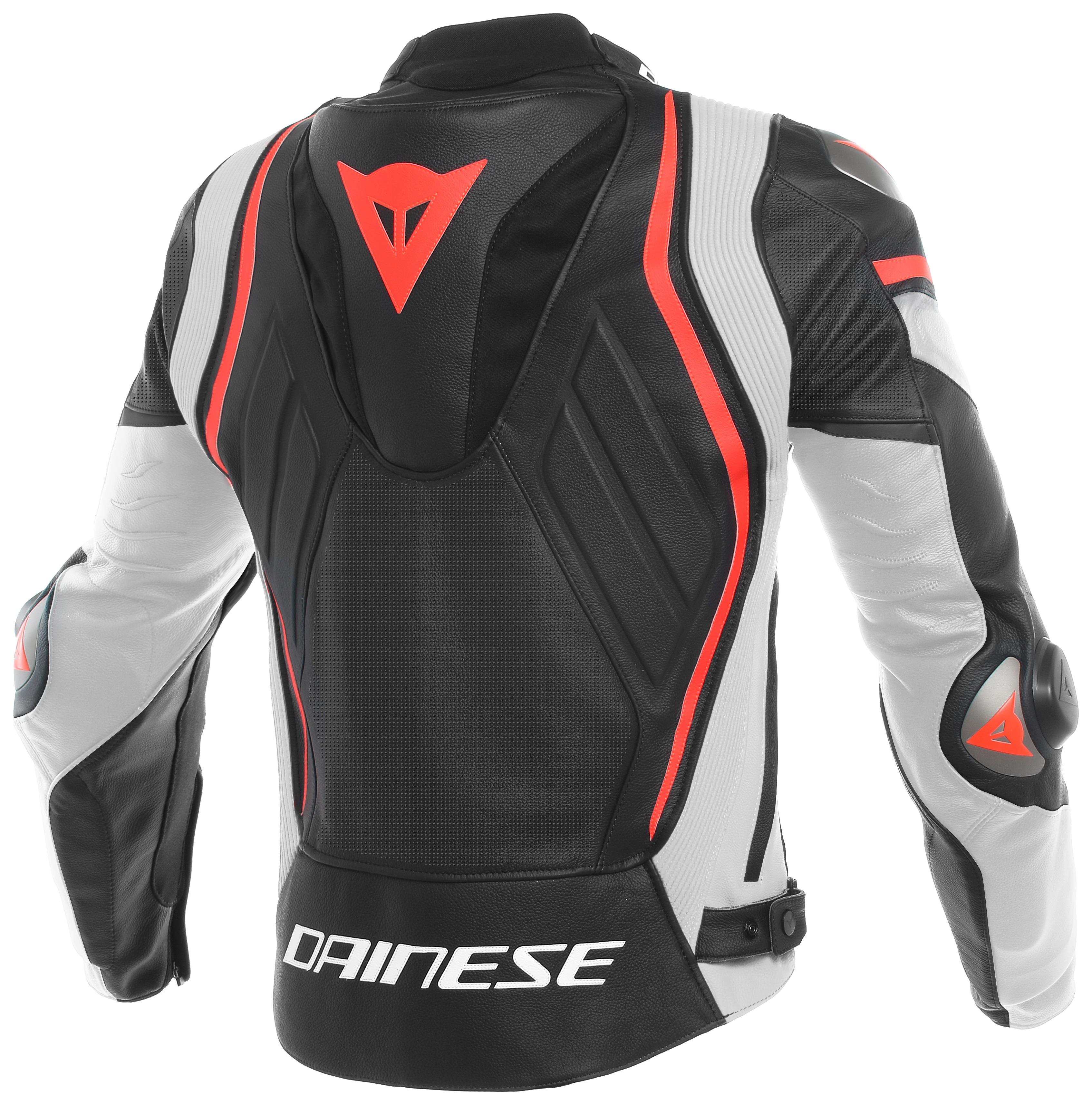 734053e1600 Dainese Mugello Perforated Leather Jacket