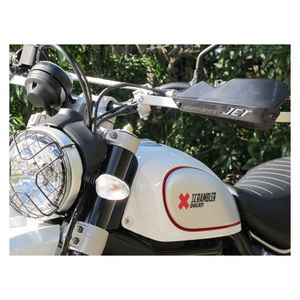 Barkbusters Jet Handguard Kit Ducati Scrambler Desert Sled / Flat Track Pro / Full Throttle