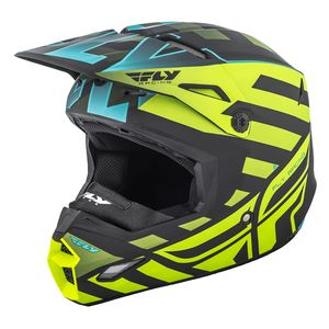 Fly Racing Snow Elite Interlace Helmet