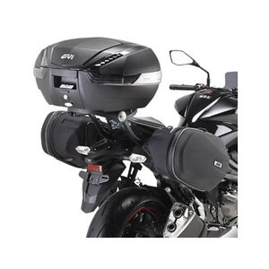 Givi TE4109 Easylock Saddlebag Supports Kawasaki Z800 2016