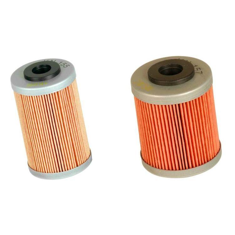 K&N Oil Filter Set KN-155 / KN-157 KTM 690 2012-2018