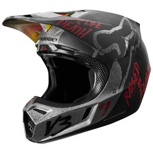 Fox Racing V3 Rodka LE Helmet