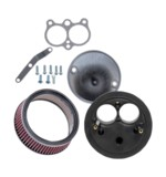 S&S Stealth Air Cleaner Kit For Harley Street Rod 2017-2018