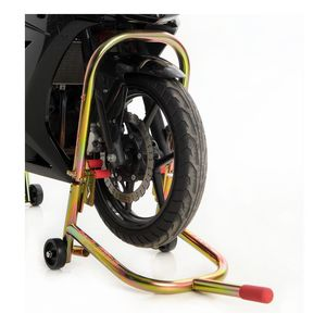 Pit Bull Hybrid Dual Lift Stand - Stand Only Extended Removable Handle [Previously Installed]