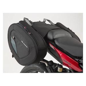 SW-MOTECH Blaze Saddlebag System Yamaha FJ-09 2015-2016 [Previously Installed]