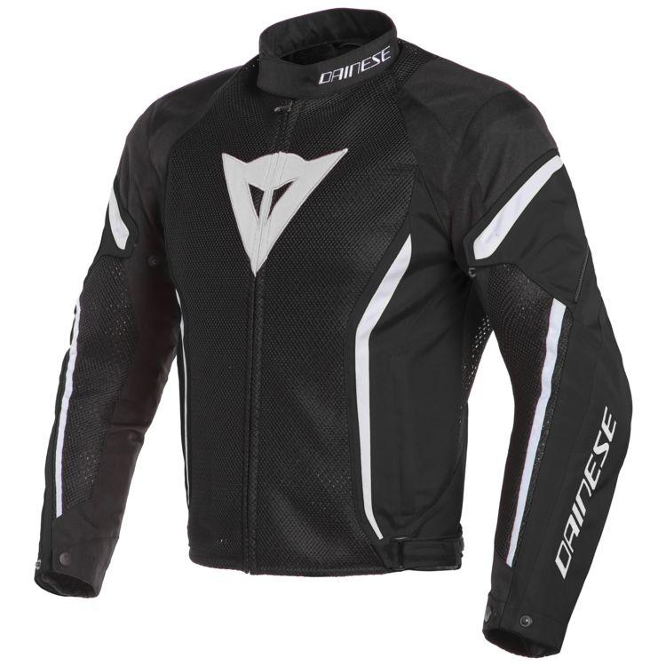 ... Textile Jackets · Dainese Jackets. Black/Black/White