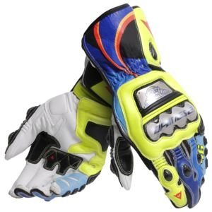 Dainese Full Metal 6 VR46 Replica Gloves