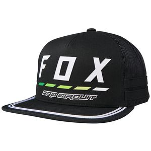 Fox Racing Pro Circuit Draftr Snapback Hat