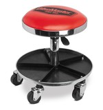 Bike Master Ultimate Shop Stool With Tool Caddy