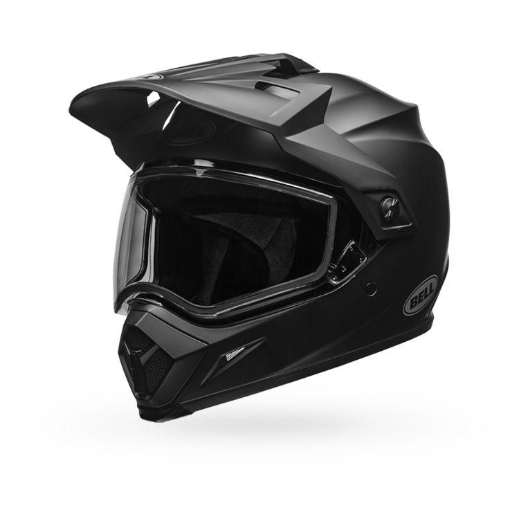 Bell Dual Sport Helmet >> Bell Mx 9 Adventure Snow Helmet Dual Lens Revzilla