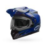 Bell MX-9 Adventure Blockade Snow Helmet - Electric Shield