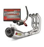 Akrapovic Racing Power Combo